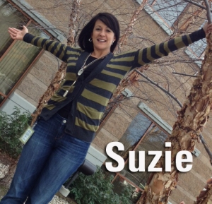 Advice from our wellness guru, Suzie.