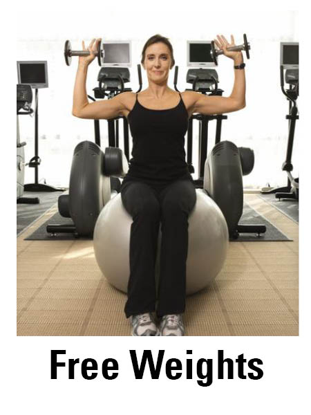 bench press machine vs free weight