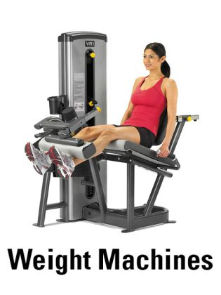Weight machine graphic