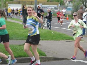2013 Eugene Marathon 600