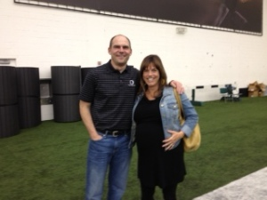 Sally and Helfrich
