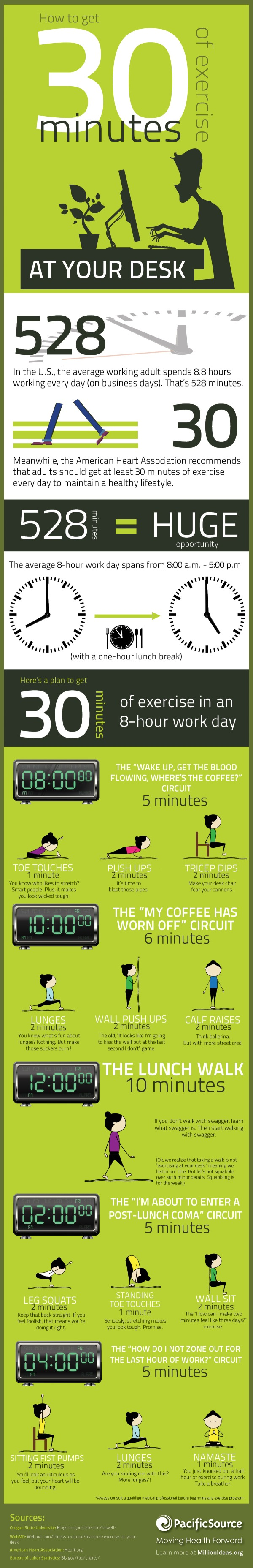 30 Minutes at Desk_circuit work out_millionideas