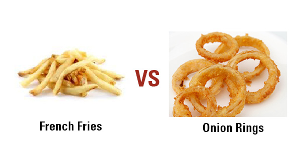 Fries vs. Rings