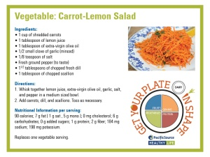 Carrot_Lemon Salad