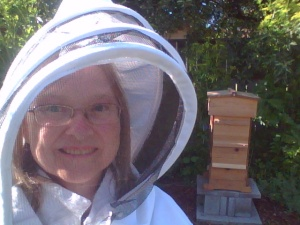 Sue Roberts In Bee Gear 2