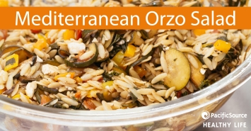 Facebook Link Image - Mediterranean Orzo Salad Photo-01