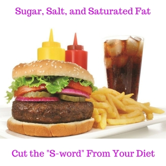 Sugar, Salt, and Saturated Fat (2)
